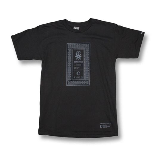 Picture of Classified Tee Black