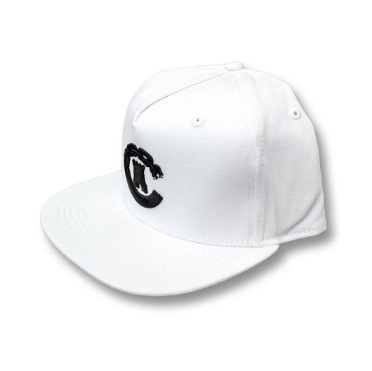 Picture of Hybrid C Snapback White