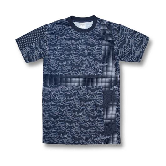 Picture of Scavenger Tee Navy