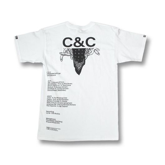 Picture of Covert Track Tee White