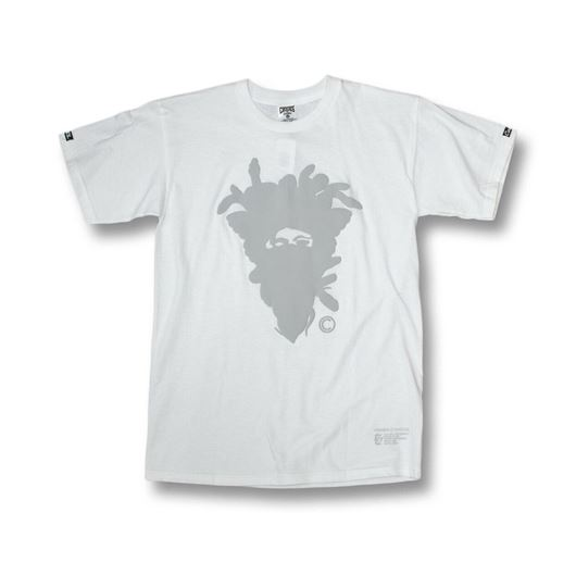 Picture of Cryptic Medusa Tee White