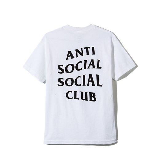Picture of Font Logo Tee White