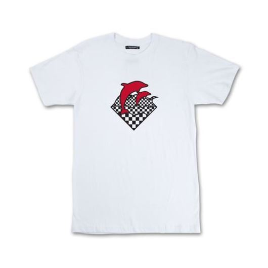 Picture of PSYCH WAVES TEE White