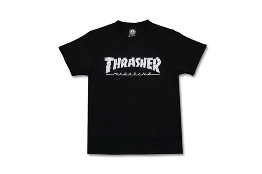 Picture of SM 17 COLLAGE Tee Black