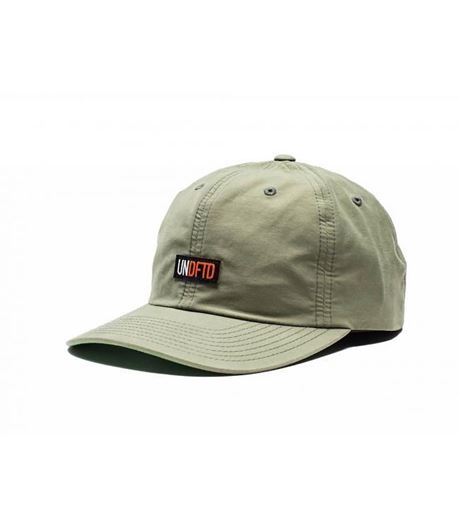 Picture of Label Cap Olive