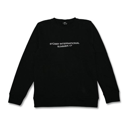 Picture of INT'L SUMMER APP. CREW Black