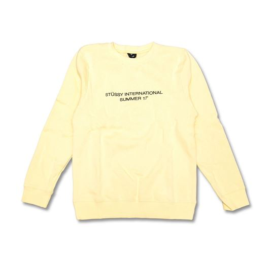 Picture of INT'L SUMMER APP. CREW Pale Yellow