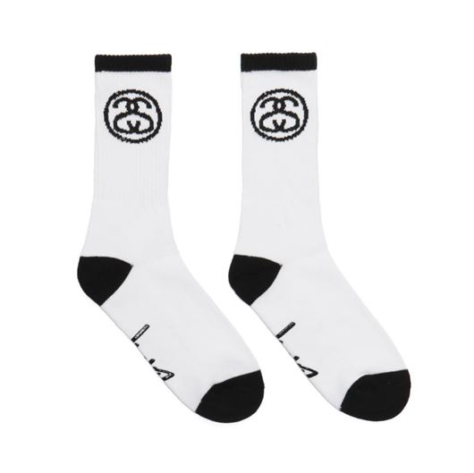 Picture of SS-Link Socks White