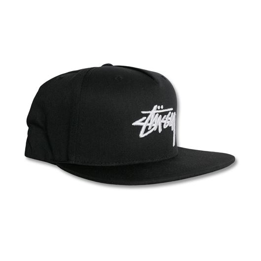 Picture of STOCK SU17 CAP Black