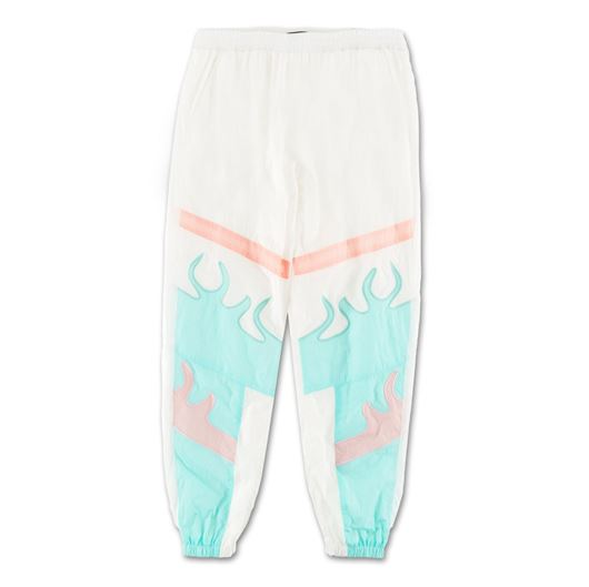 Picture of WAVE FLARE WINDBREAKER PANT White