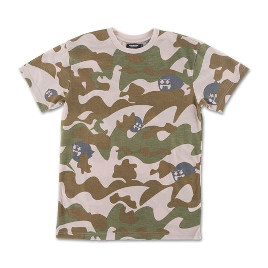 Picture of GHOST CAMO TOP Olive