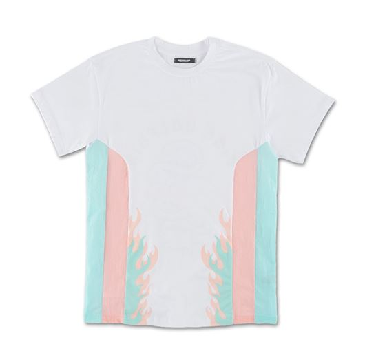 Picture of WAVE FLARE TEE White