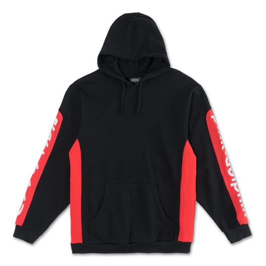 Picture of PROMO BLOCK HOODIE Black