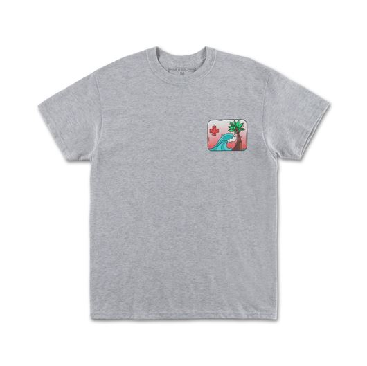 Picture of PORTRAIT TEE Grey