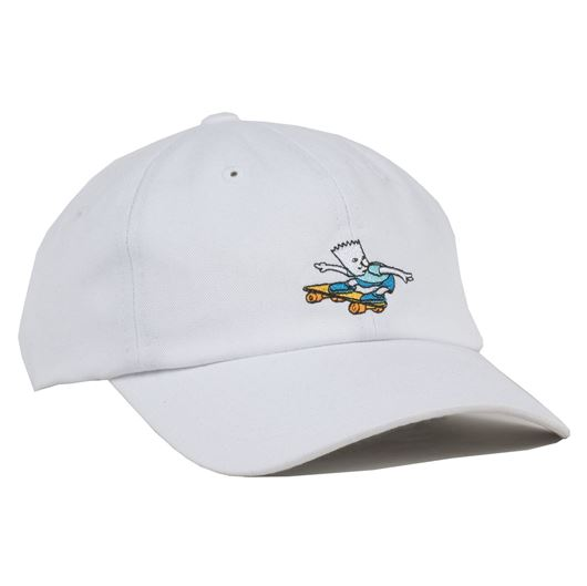 Picture of Catwabunga Dad Hat White