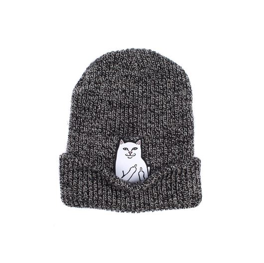 Picture of Lord Nermal Knit Beanie Grey