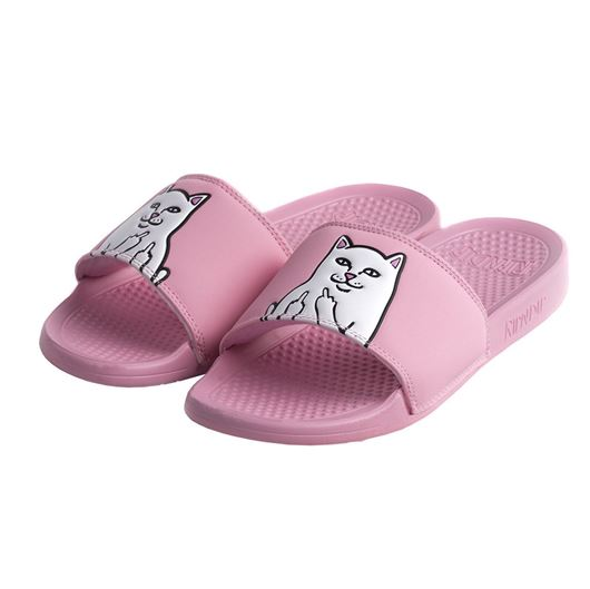 Picture of Lord Nermal Slides Pink