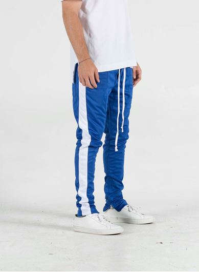 Picture of FB TRACK PANT Blue/White