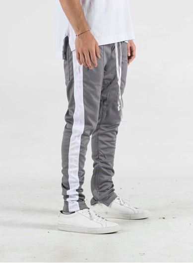 Picture of FB TRACK PANT Grey/White