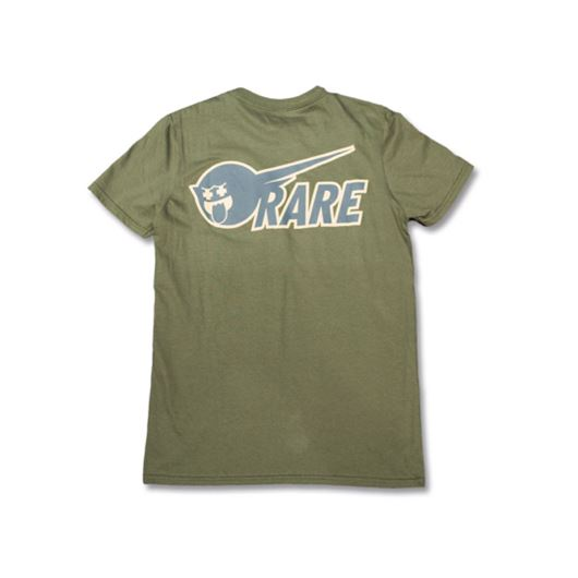 Picture of RARE GHOST TEE Green