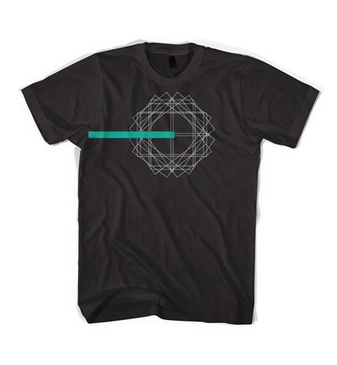 Picture of CREATION II Tee Black