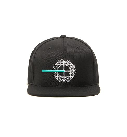 Picture of CREATION II SNAP BACK HAT Black