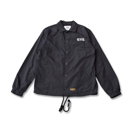 Picture of Deliver Us Jacket Black