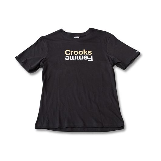 Picture of Mirror Tee Black