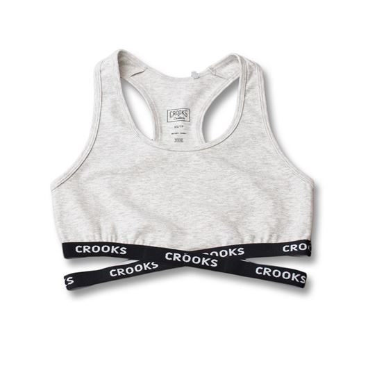 Picture of Moreau Sport Bra Heather Ghost