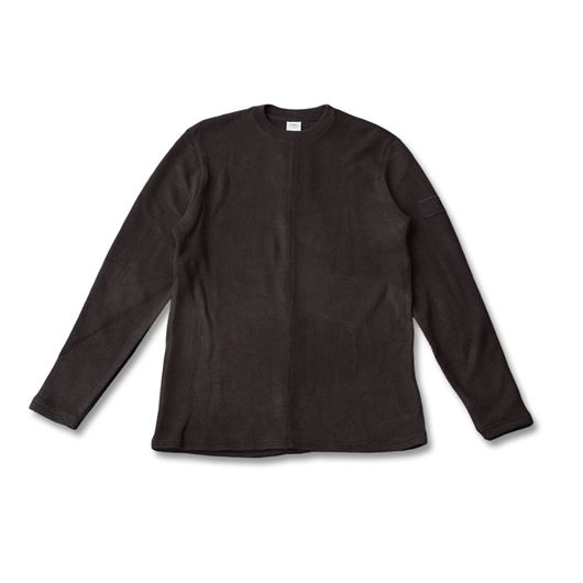 Picture of Fleet L/S Tee Black