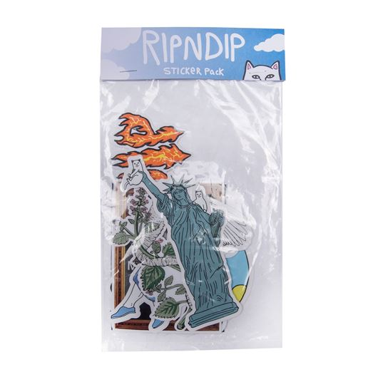 Picture of RIPNDIP Holiday 2017 Sticker Pack