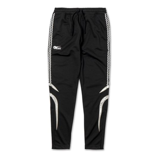Picture of WAVE STRIPE TRACK PANT Black