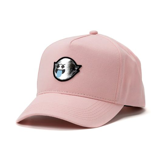 Picture of METALLIC GHOST SNAPBACK Light Pink