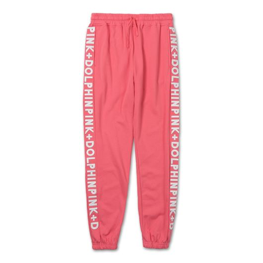 Picture of SCRIPT FANG SWEATPANT Pink