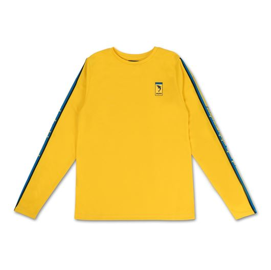 Picture of *LTD* MODENA L/S TEE Yellow