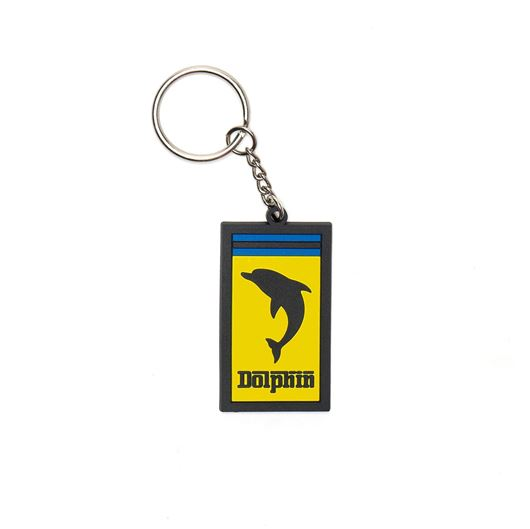 Picture of DOLPHIN MOTORSPORTS KEY CHAIN Black