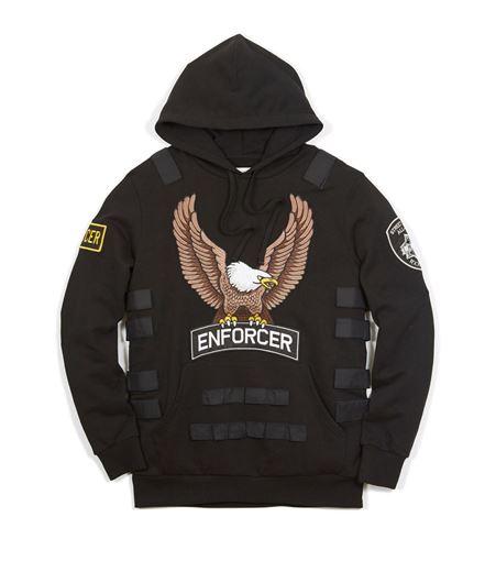 Picture of Enforcer Hood Black