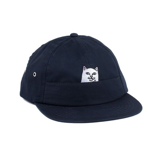 Picture of Nermal Pocket Six Panel  Navy