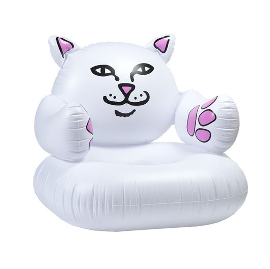 Picture of Lord Nermal Inflatable Chair White