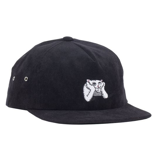 Picture of Stoner 5 Panel Stap Back Black