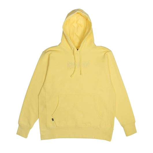 Picture of Logo Hoodie Yellow