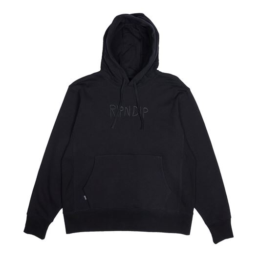 Picture of Logo Hoodie Black