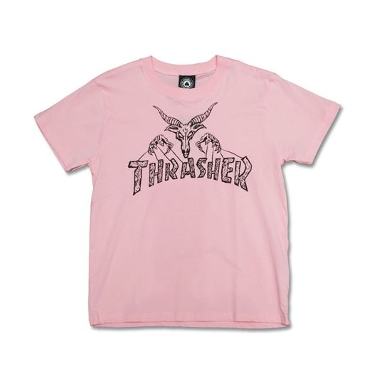 Picture of PUPPET MASTER T-SHIRT Pink