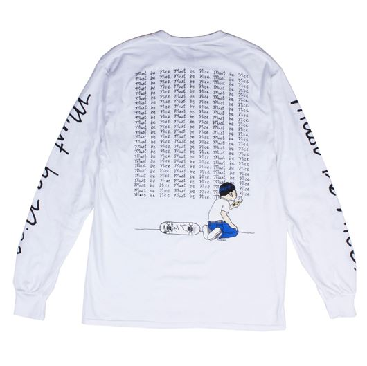 Picture of Standards L/S Tee White