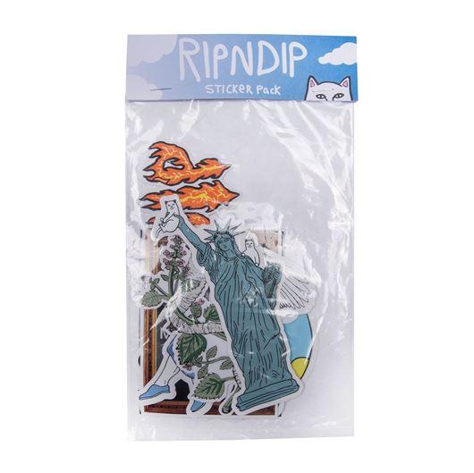 Picture of Rip N Dip Sticker Pack Multi