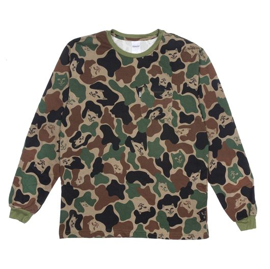 Picture of Nermal Camo L/S Camo