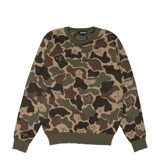 Picture of Nermal Camo Sweater Camo