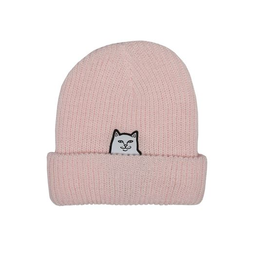 Picture of Lord Nermal Beanie Pink