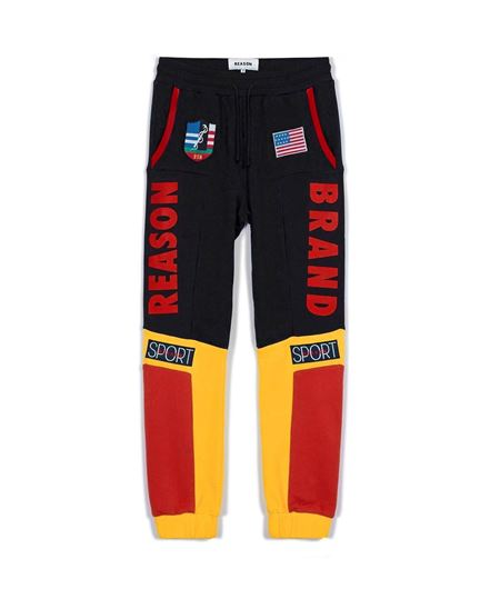 Picture of EXPLORER JOGGERS Navy