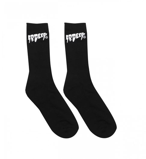 Picture of SOUND FURY SOCK Black